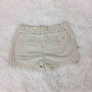 J. Crew Shorts - J Crew Tan Weathered Broken-In Chino Shorts Twill